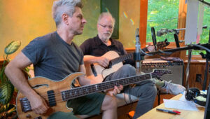 Leo Kottke and Mike Gordon photo by Jared Slomoff