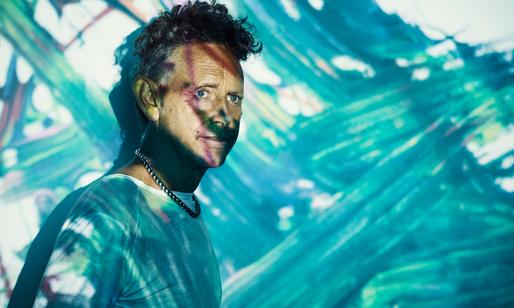 Martin Gore by Travis Shinn