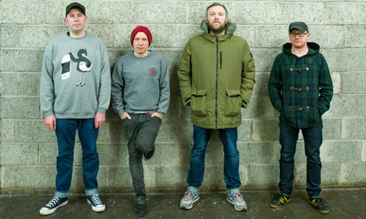 Mogwai photo by Antony Cook