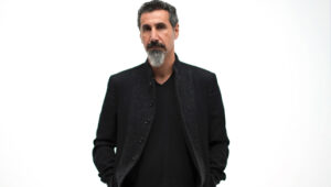 Serj Tankian photo by George Tonikian