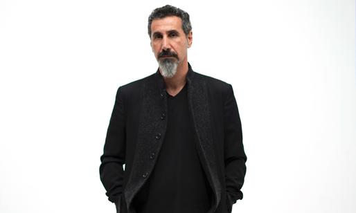 Serj Tankian photo by George Tonikian