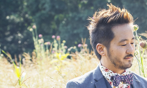 Kishi Bashi photo by Rachael Renee Levasseur