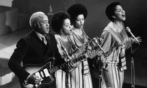 """The Staple Singers are featured in """"1971: The Year That Music Changed Everything,"""" now streaming on Apple TV+."""