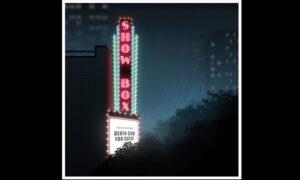 Live at the Show Box album artwork, Death Cab for Cutie