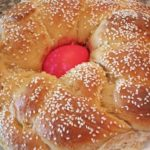 Greek Easter Bread A Colorful Treat