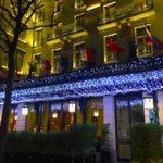 5 Star Luxury At the Hotel Napoleon Paris