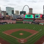 More Than One Way To Watch A Baseball Game in Busch Stadium