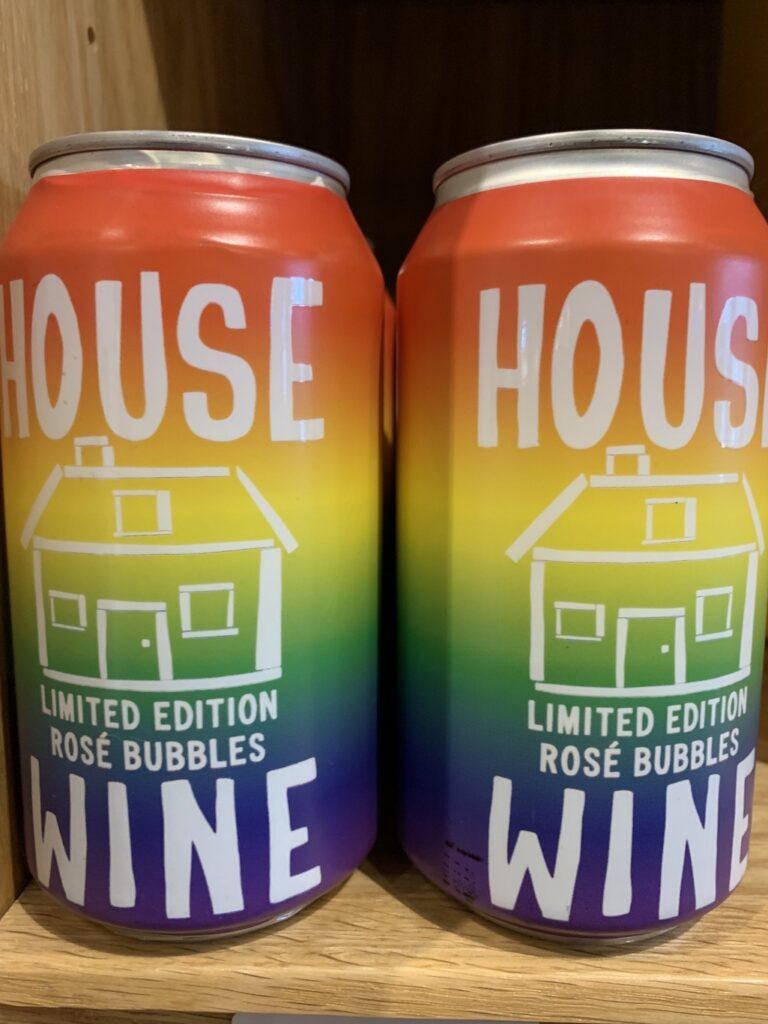 June Pride Month Wine