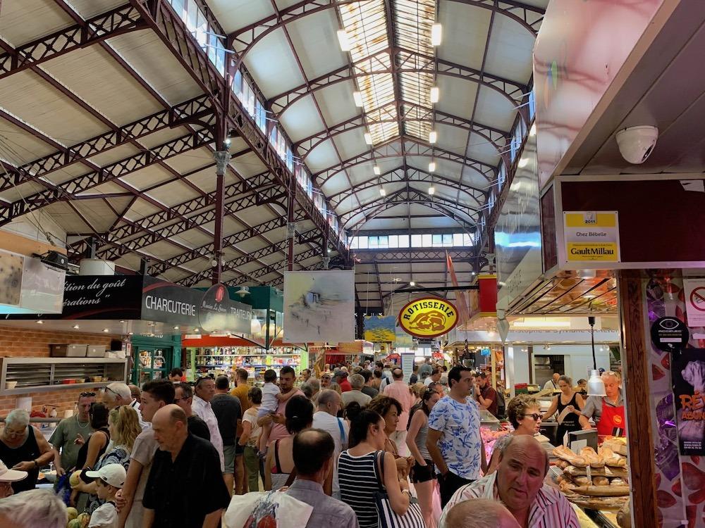Public Market in Narbonne