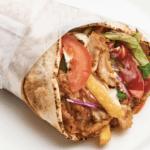 Shawarma Or Gyros Pita