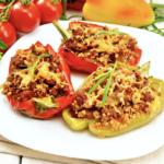 Gemista – Stuffed Vegetables
