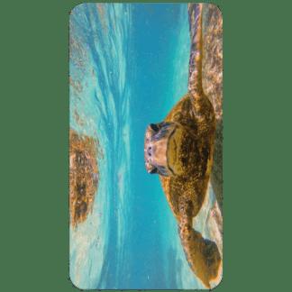 Kahuna Grip Sea Turtle 1 Bathmat