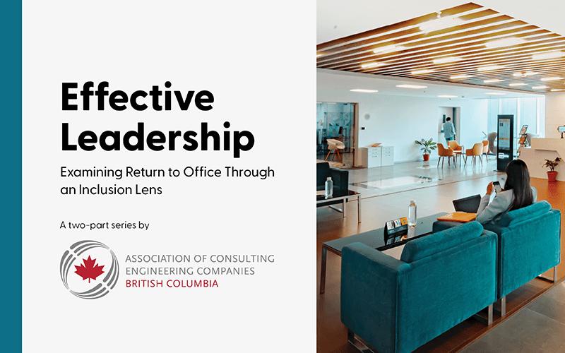 Effective Leadership: Examining RTO Through an Inclusion Lens