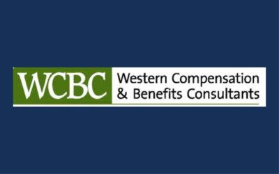 2021 Western Compensation & Benefits Consultants Compensation Survey