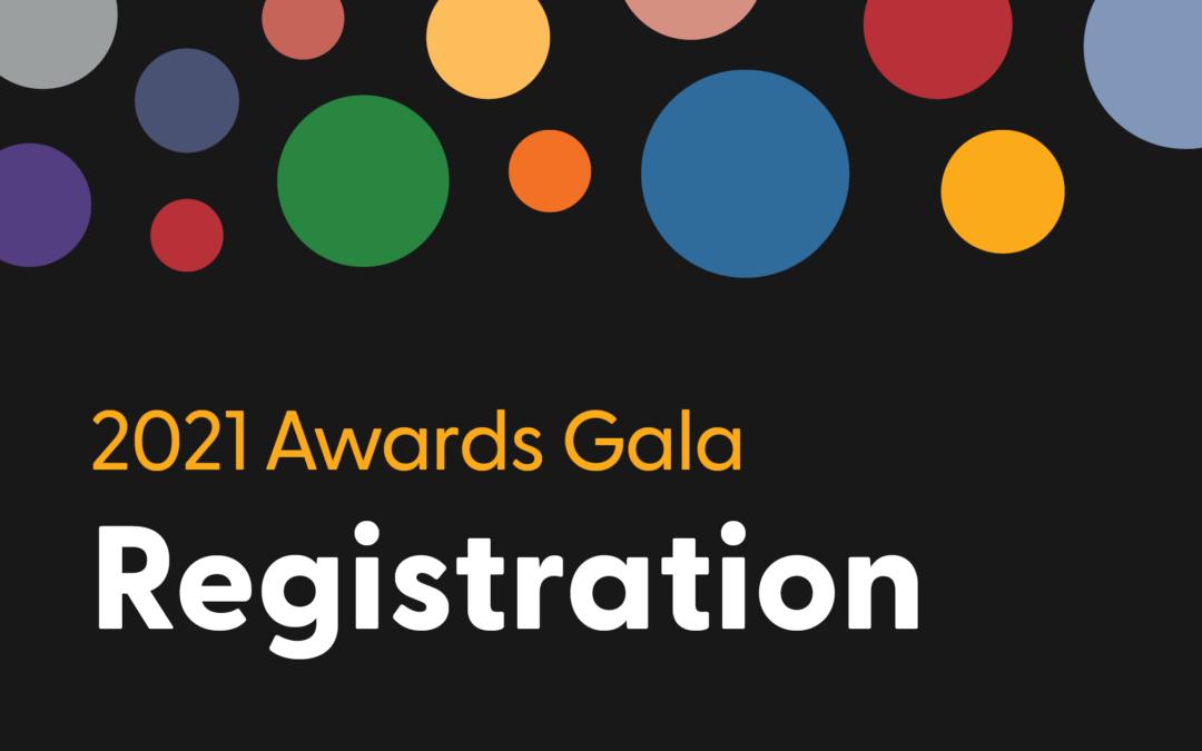 2021 Awards Gala