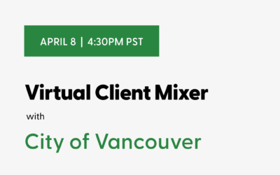 Virtual Client Mixer with the City of Vancouver