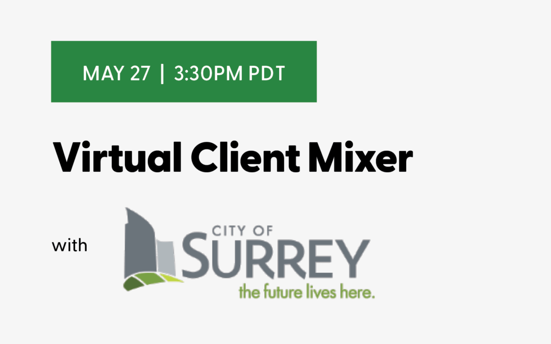 2021 City of Surrey Virtual Mixer