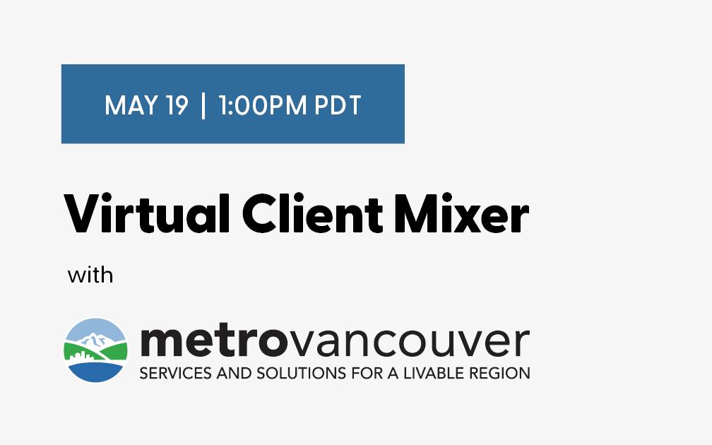 Virtual Client Mixer with Metro Vancouver