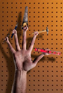 """Handyman"""" by Gregory Scott Smith"""