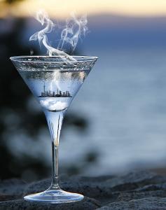 tempest in a martini glass