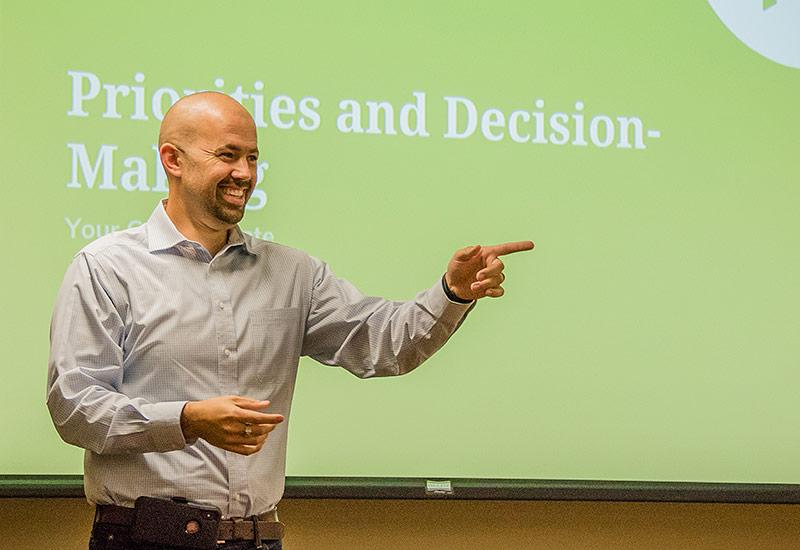 Ethos Leadership - David Ray