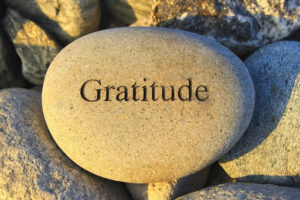 Moving from Complaints to Gratitude