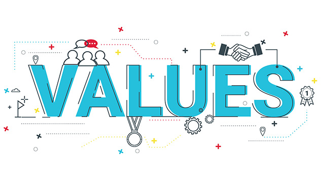 Get to Know Your Values