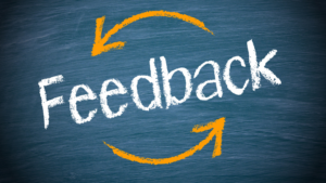 The Heart of Giving Feedback