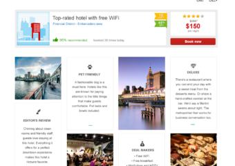 Hotwire hotel content