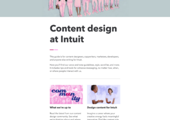 Intuit Style Guide