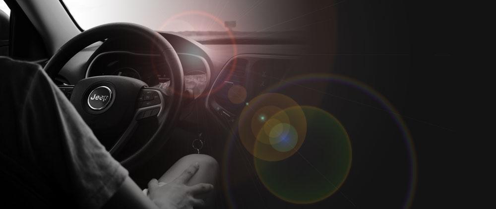 חרדה מנהיגה ברכב