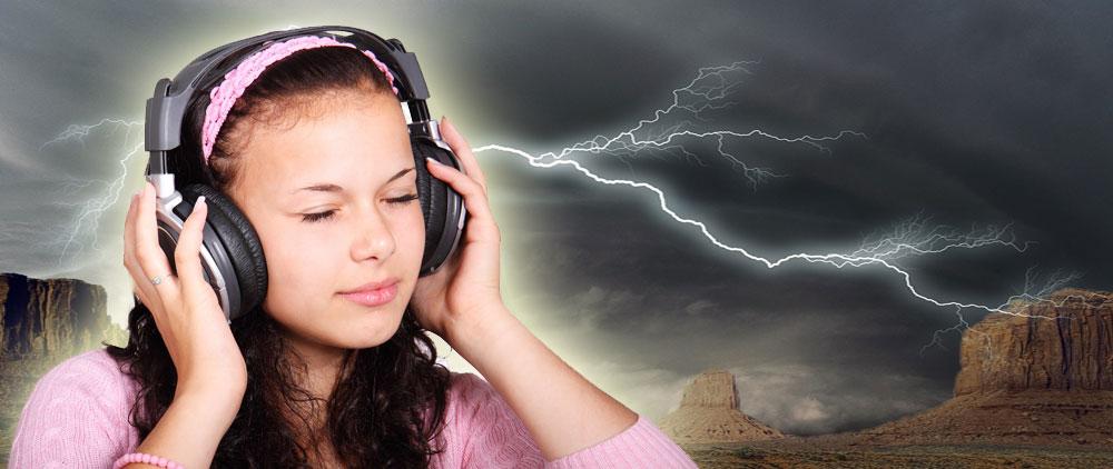טיפ מוסיקלי יעיל במיוחד להורדת מתח, חרדה או דיכאון