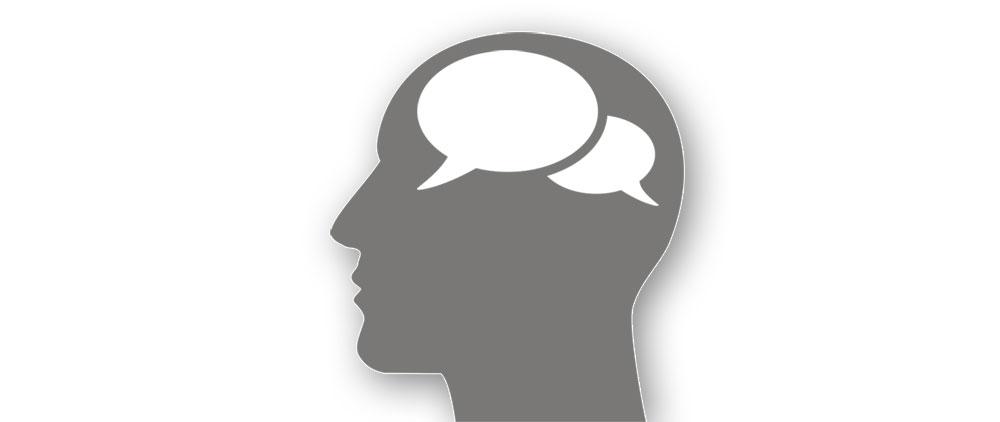 דיבור עצמי חיובי, דיבור עצמי מאוזן CBT, דיבור עצמי של קבלה ומחוייבות ACT