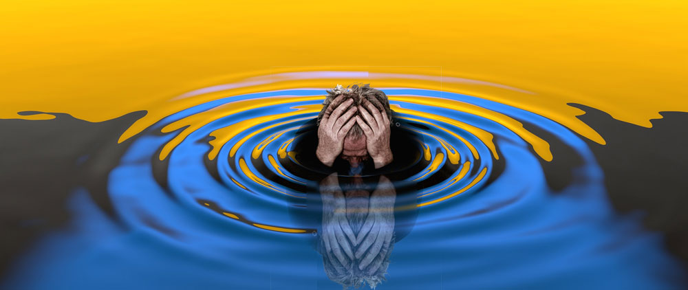 השפעת דיכאון על הסביבה והמשק - CBT ACT