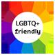 LGBTQ-friendly
