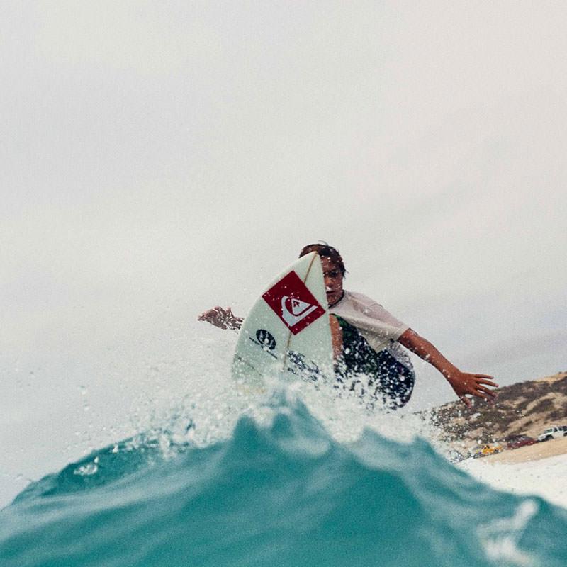 Andy Mondo en acción. Foto: Willie Kassel.