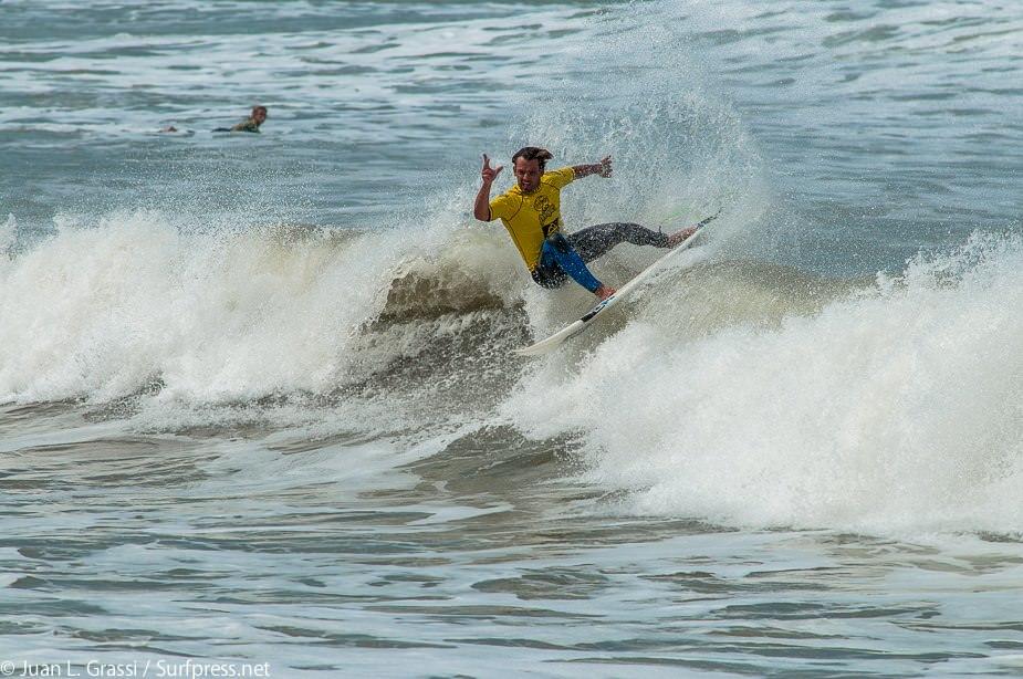 Martin Passeri en el Reef Classic 2013