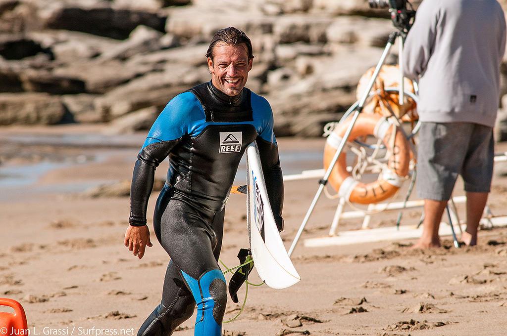 Martin Passeri en Honu Beach