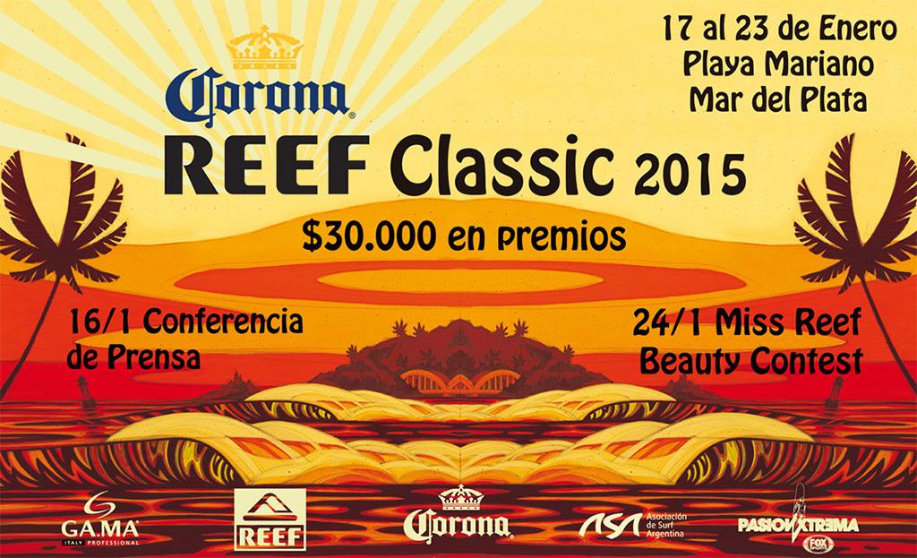 Corona Reef Classic 2015