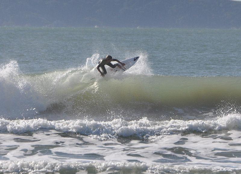 Freesurf en Mariscal.