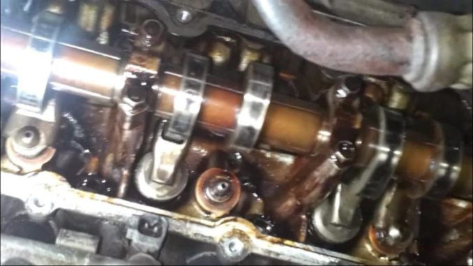 Rocker Arm Dislodging With Valve Seat Falling Out