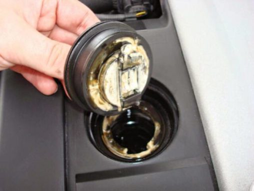 White Stuff Under My Oil Filler Cap - What Is It ? - Is It Bad ?