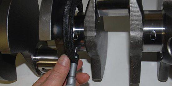 Engine Bearing Clearance
