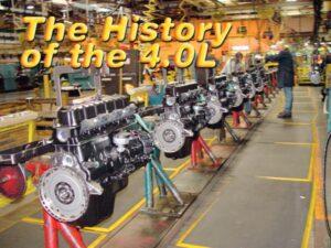 4 Liter Jeep Engine