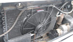 Engine Cooling Fans - Needs To Be Working To Cool Your Engine