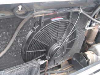 Electric Cooling Fan - What Can Stop It From Working Properly And Why