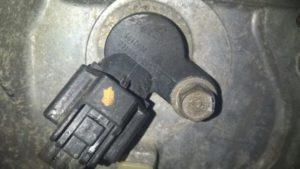 Crankshaft Position Sensor No Spark
