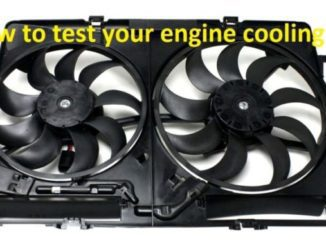 Engine Cooling Fan - Is Yours Working - How To Test It