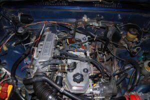 Engine Surging
