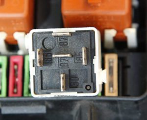 Fuel Pump Relay Connections
